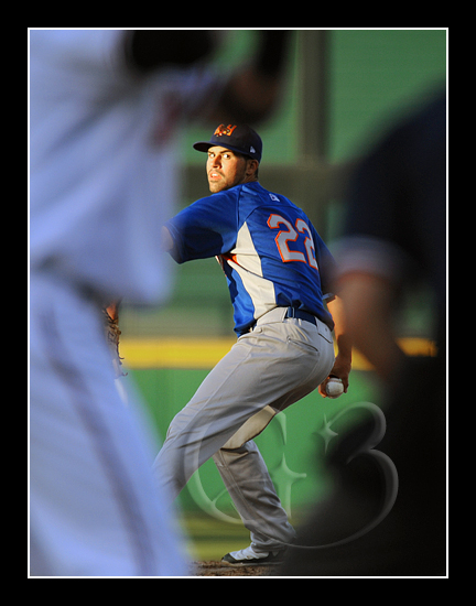 Midland RockHounds starting pitcher