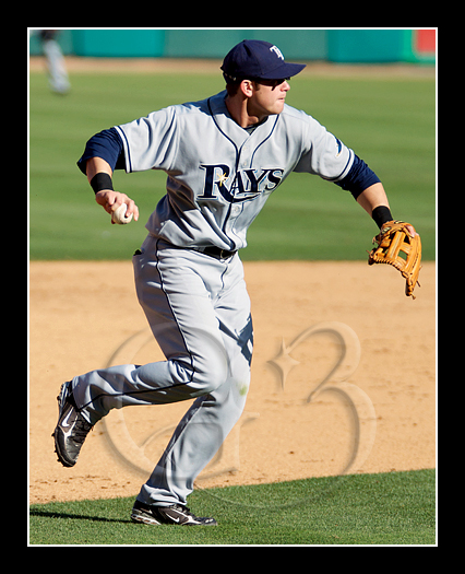 Tampa Bay Rays All-Star third baseman Evan Longoria