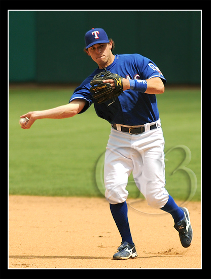 Second Baseman Ian Kinsler