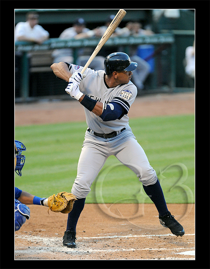 A-Rod at bat