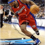 Baron Davis #1 Los Angeles Clippers