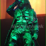 Rob Zombie at the Mayhem Festival in Dallas, TX 2010