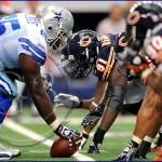 Chicago Bears v Dallas Cowboys, Cowboys Stadium, Arlington, TX