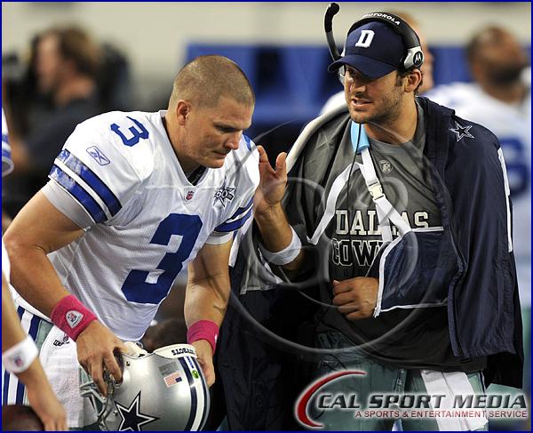 Dallas Cowboys vs New York Giants on Monday Night Football