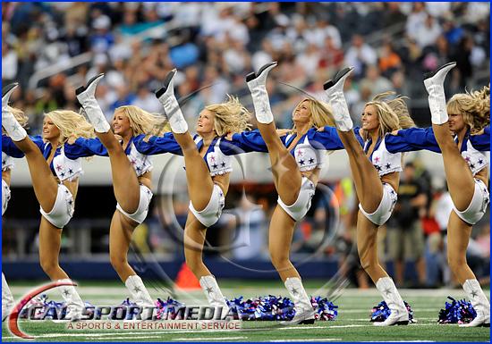 Dallas Cowboys vs Jacksonville Jaguars Dallas Cowboys Cheerleaders