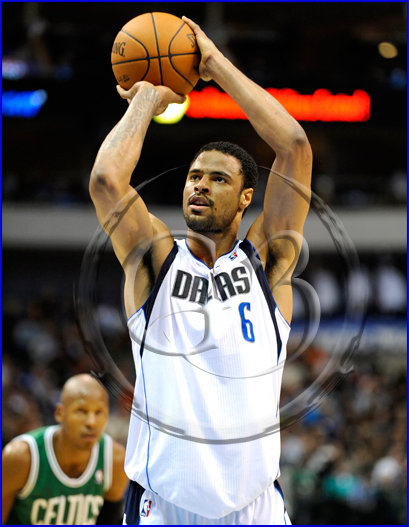 Dallas Mavericks vs Boston Celtics Tyson Chandler