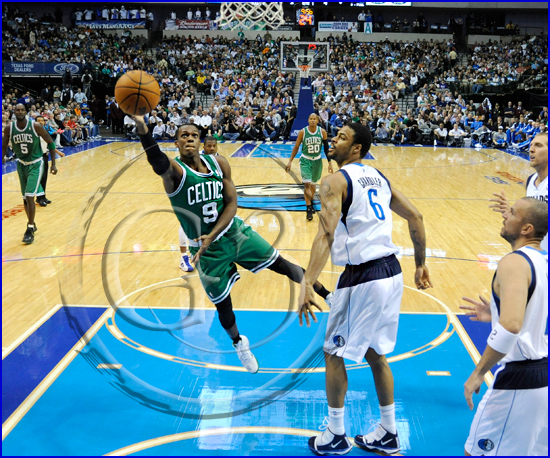 Dallas Mavericks vs Boston Celtics