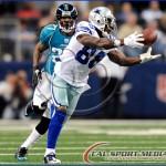 Dallas Cowboys vs Jacksonville Jaguars Dez Bryant