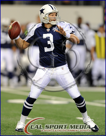 Dallas Cowboys vs New Orleans Saints Thanksgiving Day - Jon Kitna