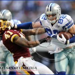 Dallas Cowboys vs Washington Redskins Jason Witten #82