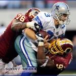 Dallas Cowboys vs Washington Redskins John Kitna