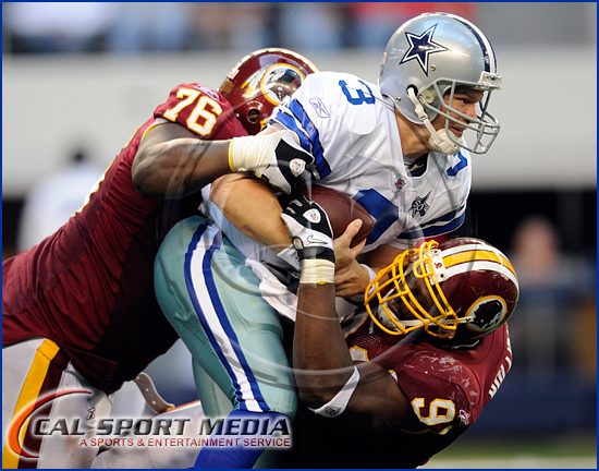 Dallas Cowboys vs Washington Redskins John Kitna