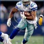 Dallas Cowboys vs Washington Redskins Tashard Choice