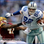 Dallas Cowboys vs Washington Redskins Jason Witten