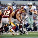 Dallas Cowboys vs Washington Redskins John Kitna #3