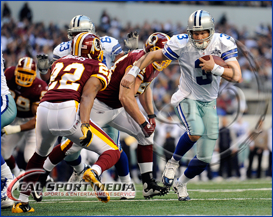 Dallas Cowboys vs Washington Redskins John Kitna #3