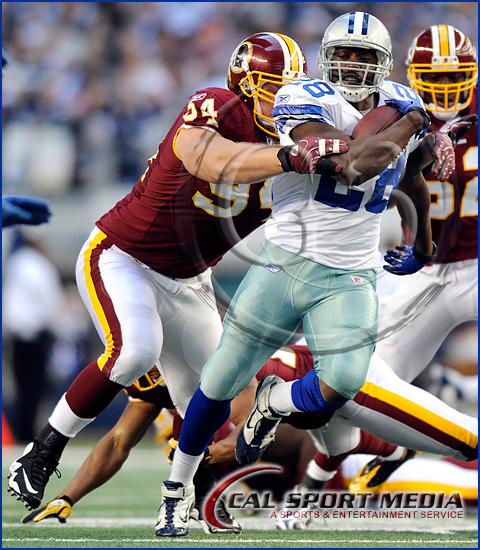 Dallas Cowboys vs Washington Redskins Felix Jones #28