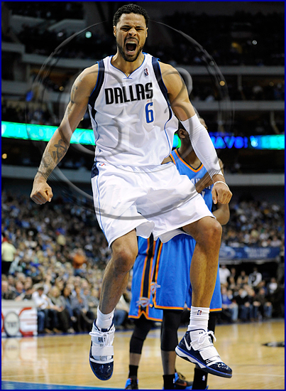 Oklahoma City Thunder vs Dallas Mavericks Tyuson Chandler