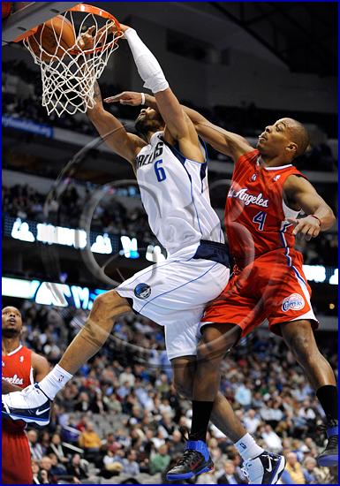 Dallas Mavericks v Los Angeles Clippers Tyson Chandler
