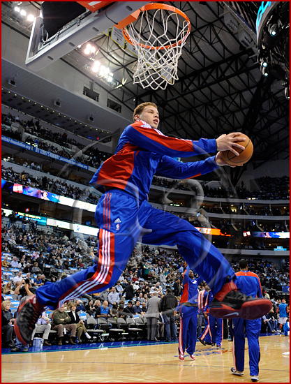 Dallas Mavericks v Los Angeles Clippers Blake Griffin