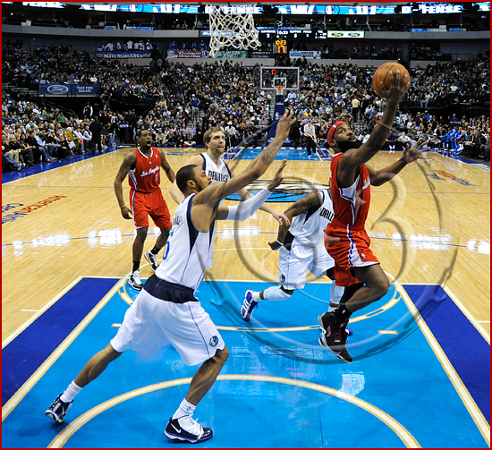 Dallas Mavericks v Los Angeles Clippers Baron Davis