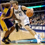 Dallas Mavericks v Los Angeles Lakers Dirk Nowitzki