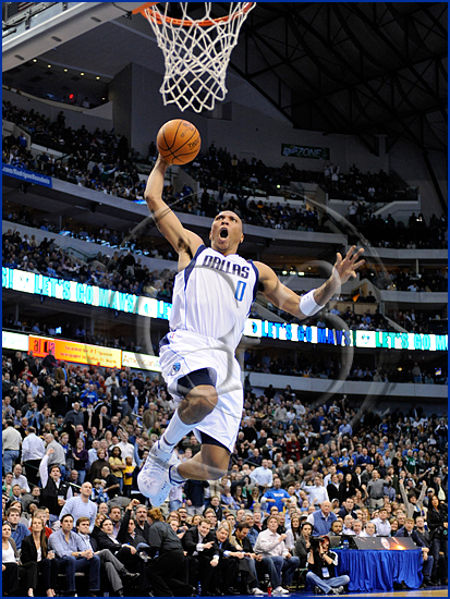 Dallas Mavericks v Los Angeles Lakers Shawn Marion dunking