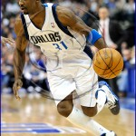 Oklahoma City Thunder vs Dallas Mavericks Jason Terry