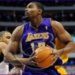 Dallas Mavericks v Los Angeles Lakers Andrew Bynum