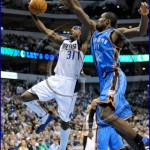 Oklahoma City Thunder vs Dallas Mavericks