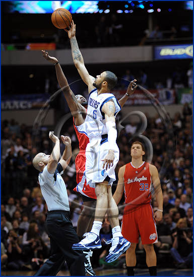 Dallas Mavericks v Los Angeles Clippers Tyson Chandler