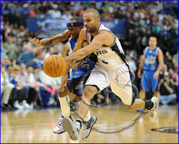 San Antonio Spurs vs Dallas Mavericks