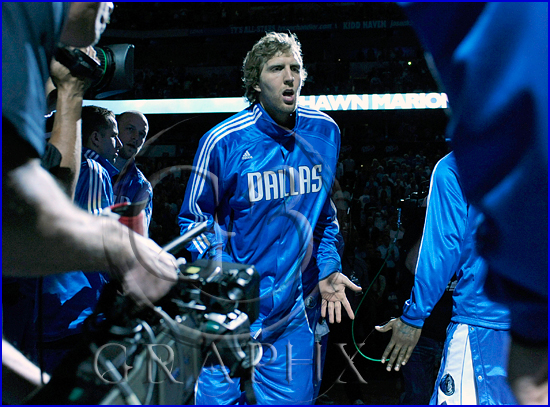 Dallas Mavericks v Portland Trail Blazers Playoffs Game 5