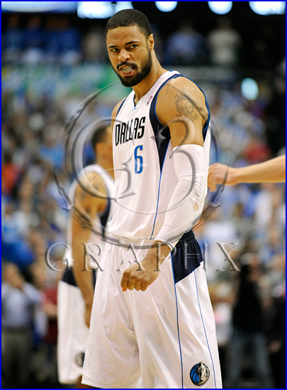 Dallas Mavericks v Portland Trail Blazers Playoffs Game 5 Tyson Chandler #6