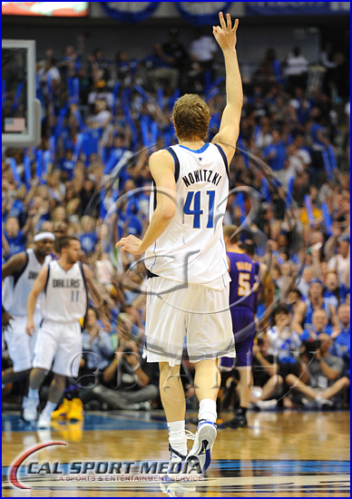 NBA 2011: Lakers vs Mavericks MAY 06