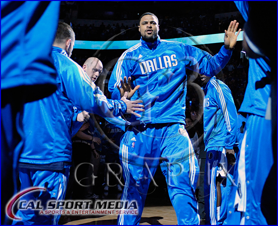 Los Angeles Lakers vs Dallas Mavericks Playoffs Tyson Chandler