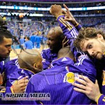 Los Angeles Lakers vs Dallas Mavericks Playoffs