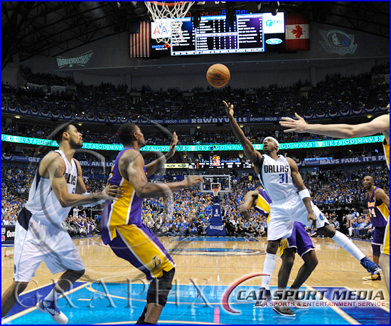 Los Angeles Lakers v Dallas Mavericks Playoffs Jason Terry