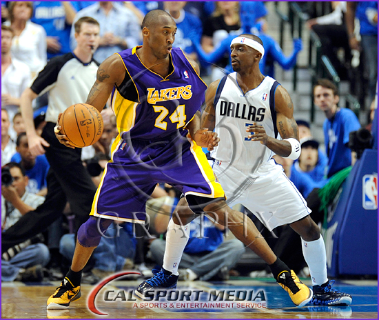 Los Angeles Lakers v Dallas Mavericks Western Conference Playoffs Kobe Bryant