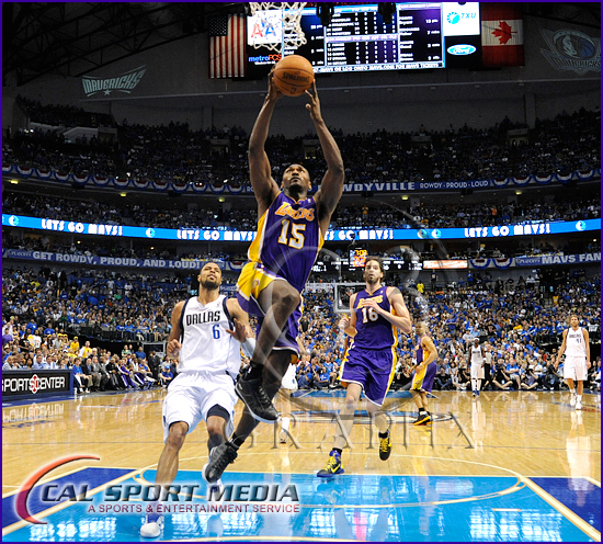 Los Angeles Lakers v Dallas Mavericks Playoffs Ron Artest