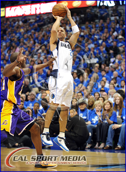 Los Angeles Lakers v Dallas Mavericks Playoffs Jason Kidd