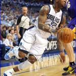 Los Angeles Lakers v Dallas Mavericks Playoffs Deshawn Stevenson