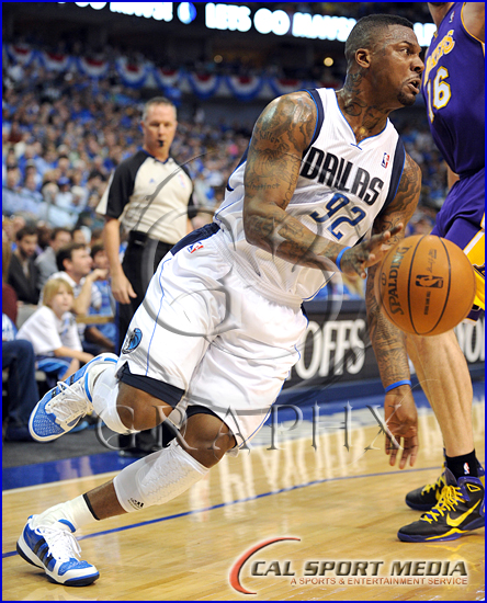 Los Angeles Lakers v Dallas Mavericks Playoffs Deshawn Stevenson