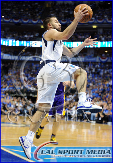 Los Angeles Lakers v Dallas Mavericks Playoffs JJ Barea