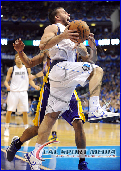 Los Angeles Lakers v Dallas Mavericks Playoffs Jose Juan Barea