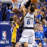 Los Angeles Lakers v Dallas Mavericks Playoffs Tyson Chandler