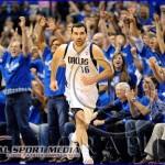 Los Angeles Lakers vs Dallas Mavericks Playoffs Peja Stojakovic