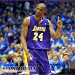 Los Angeles Lakers vs Dallas Mavericks Playoffs Kobe Bryant