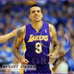 Los Angeles Lakers vs Dallas Mavericks Playoffs Matt Barnes