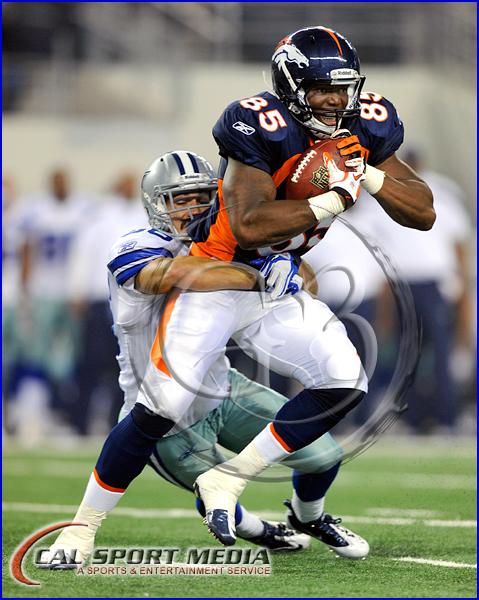 Dallas Cowboys and the Denver Broncos